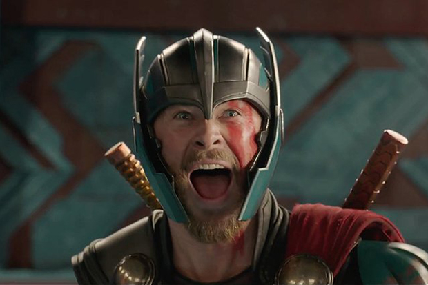 New Thor: Ragnarok Clip Features Grandmaster and Loki