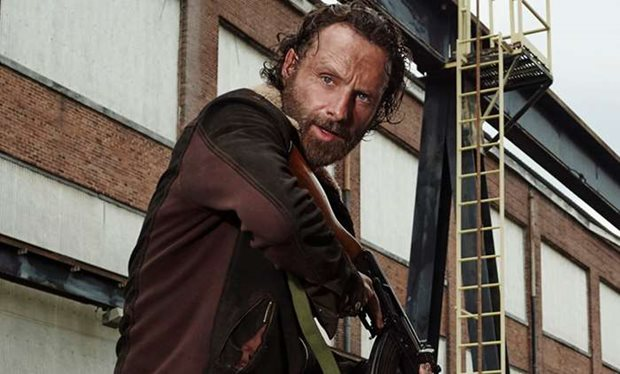 Kirkman teases 'huge event' in the world of 'The Walking Dead'