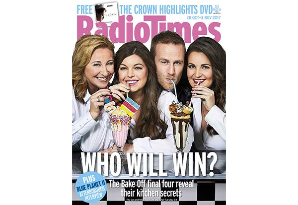 Radio Times Bake Off cover (RadioTimes, JG)