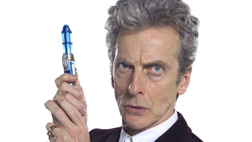 Peter Capaldi Sonic Screwdriver