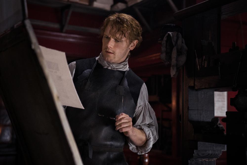 Jamie Outlander Season 3 Episode 6