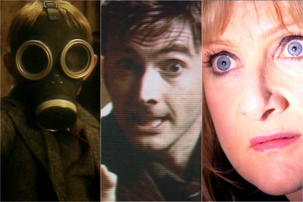 Doctor Who Scary Episodes