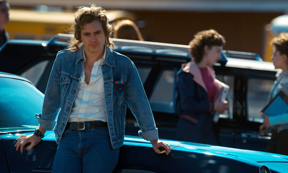 What Car Was Billy Driving In Stranger Things
