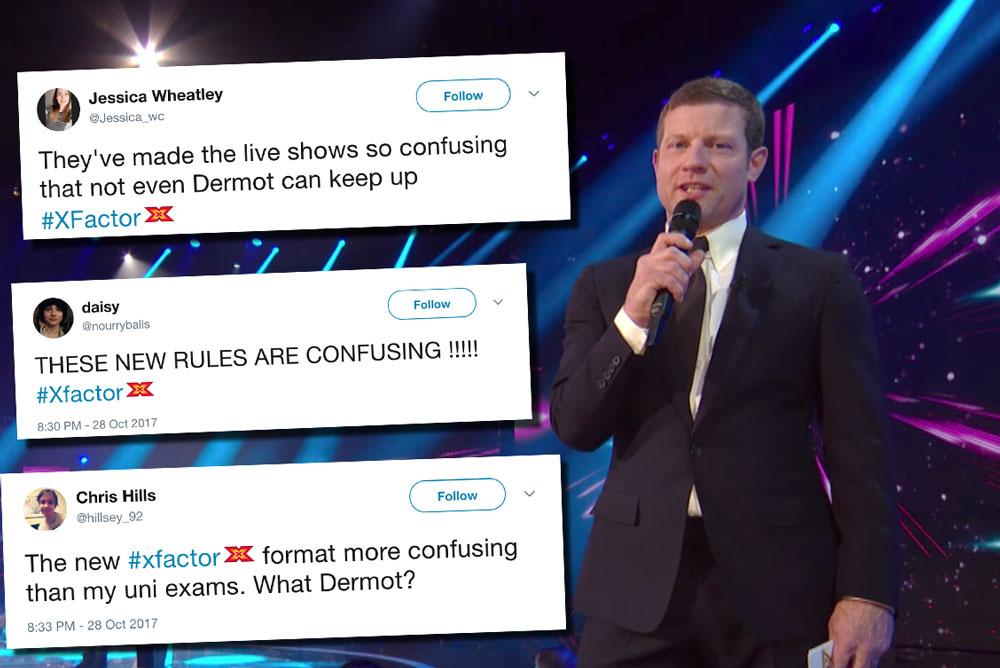 (ITV, Twitter, TL)