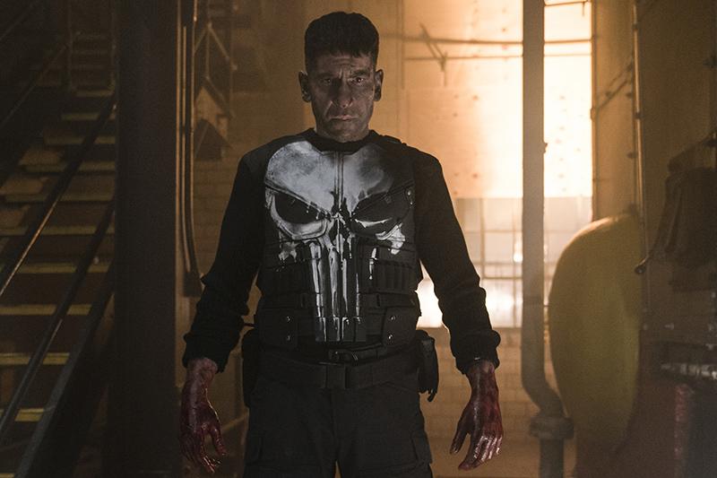 Marvel's The Punisher (Netflix, HF)