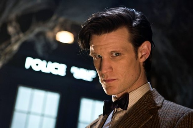 Matt Smith in Doctor Who (BBC, TL)
