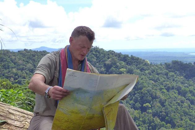 Missing explorer Benedict Allen's children 'seriously worried'