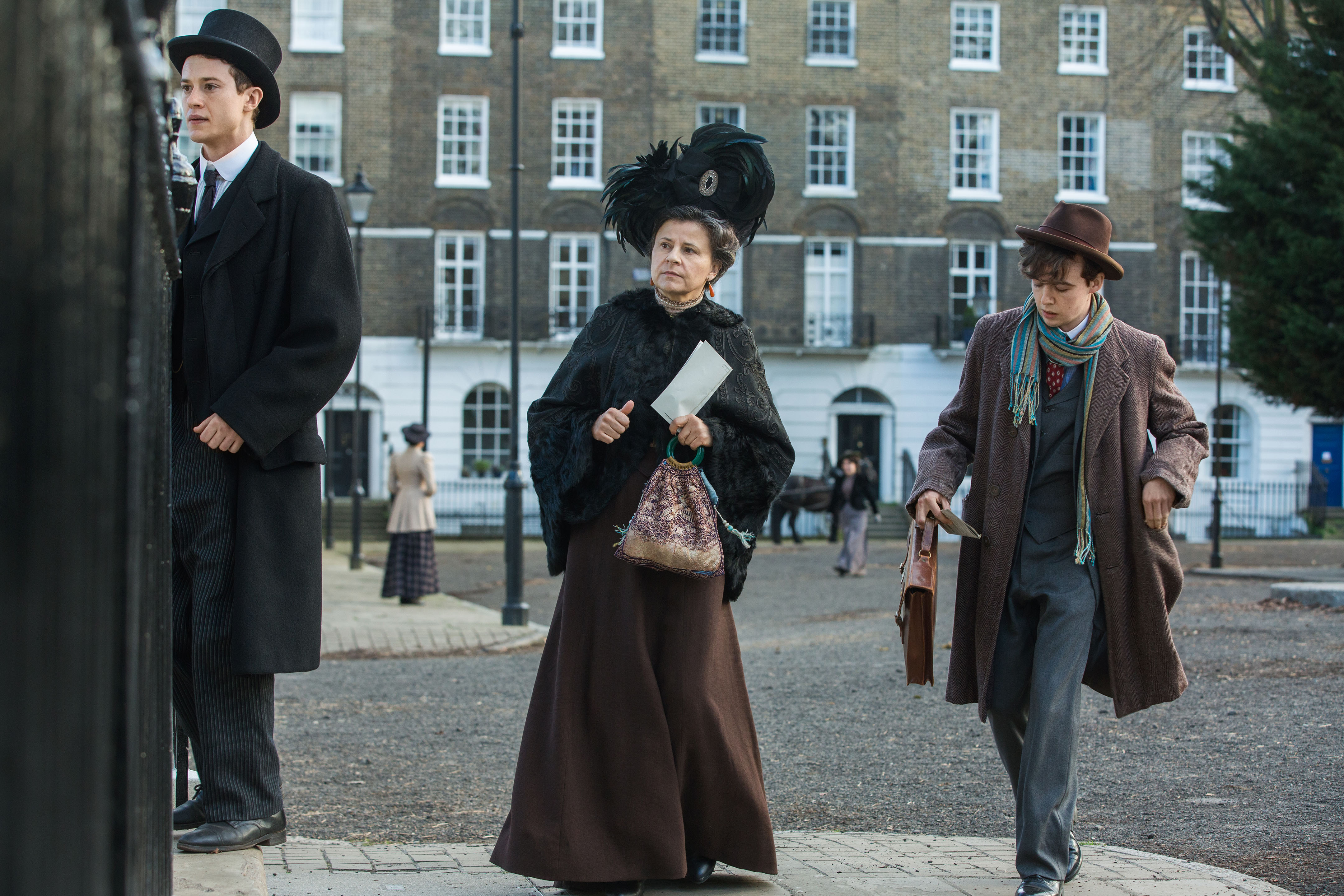 Howards End (BBC, EH)