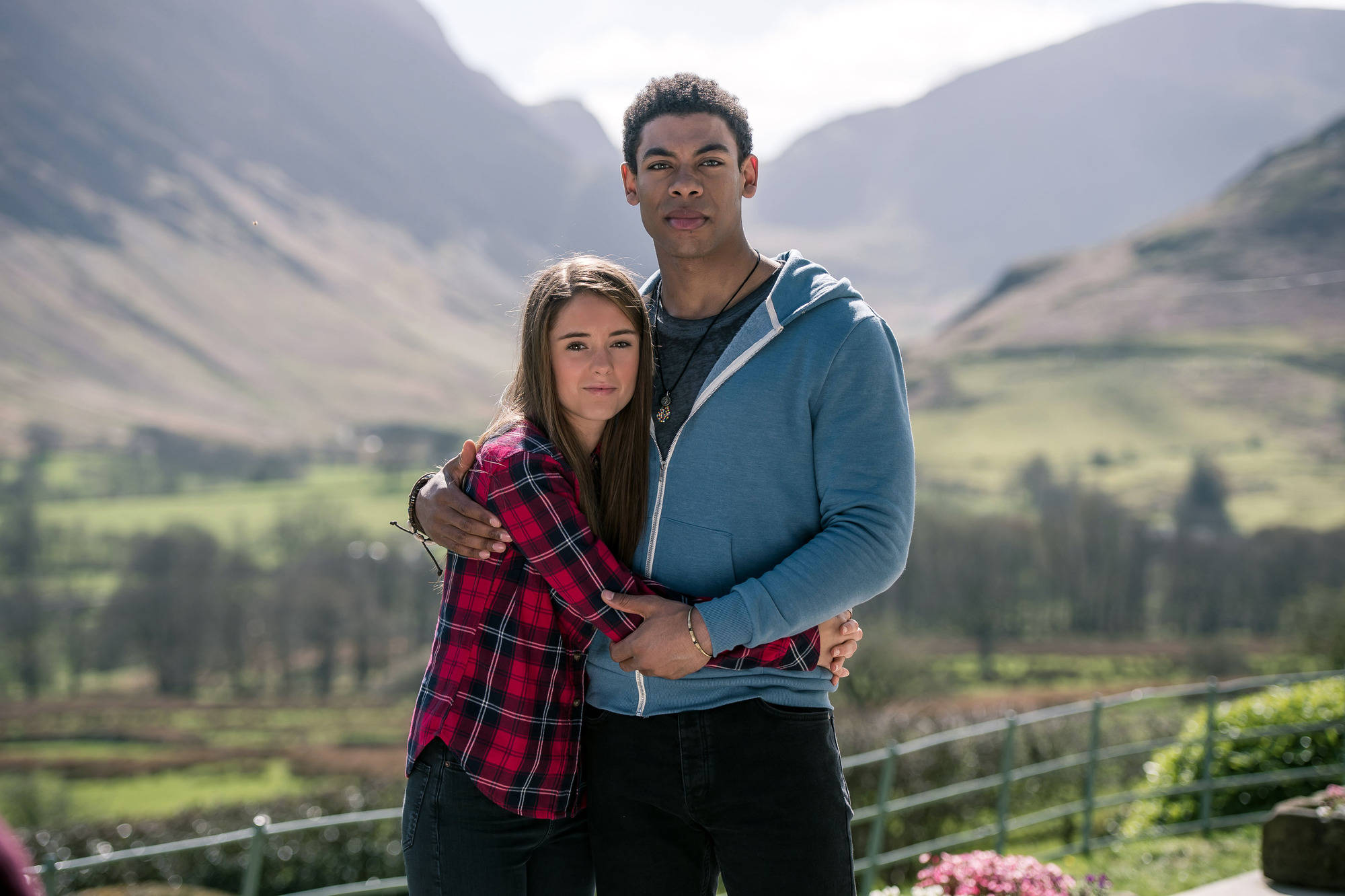 Rebecca and James in The A Word