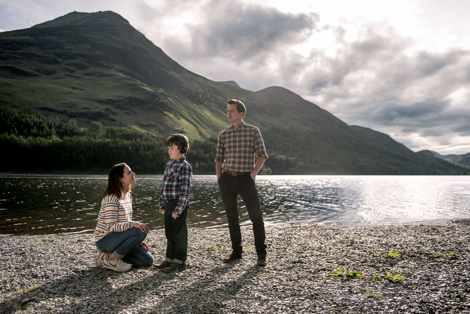 The A Word is set in the Lake District
