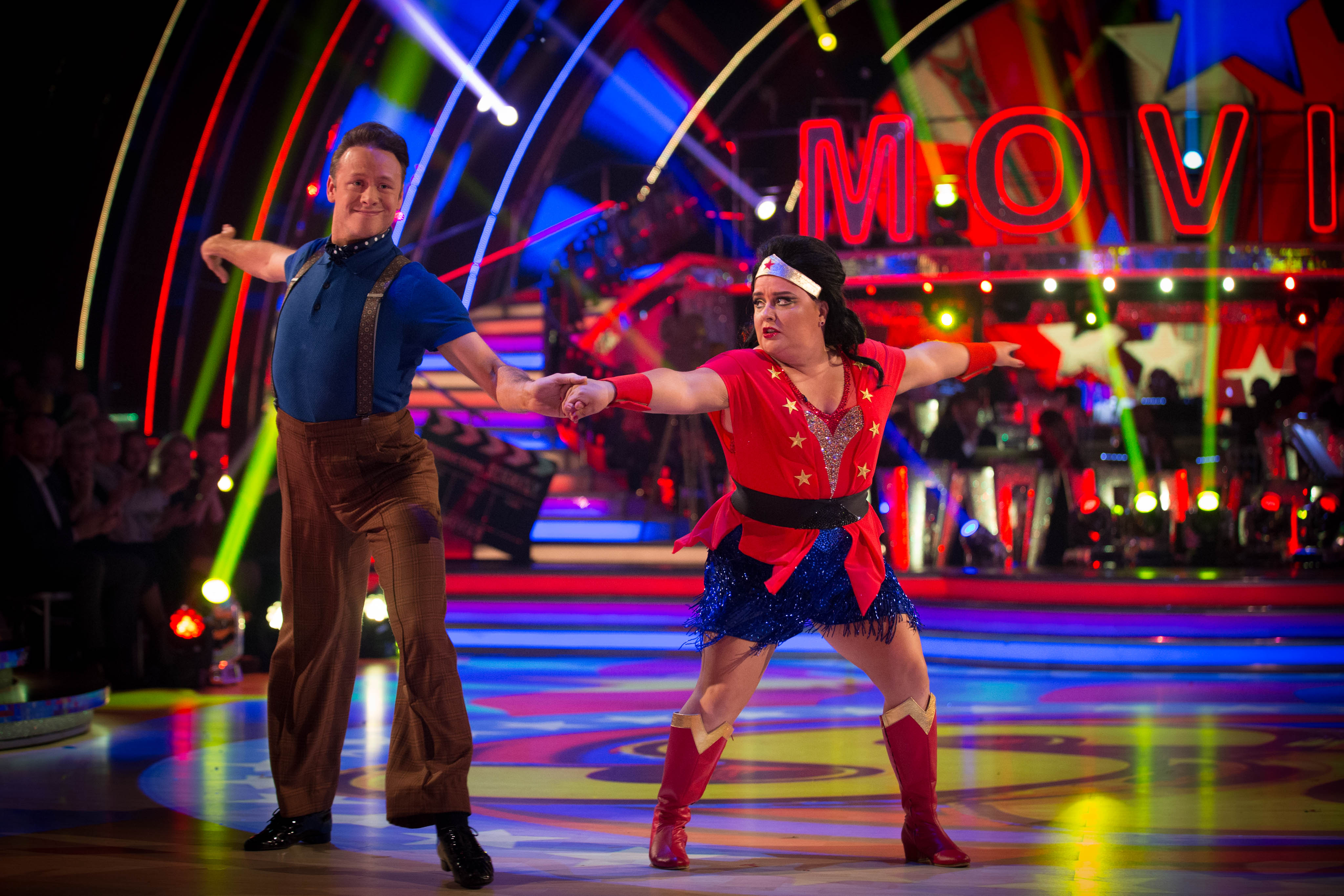 Susan Calman Strictly (Getty, EH)