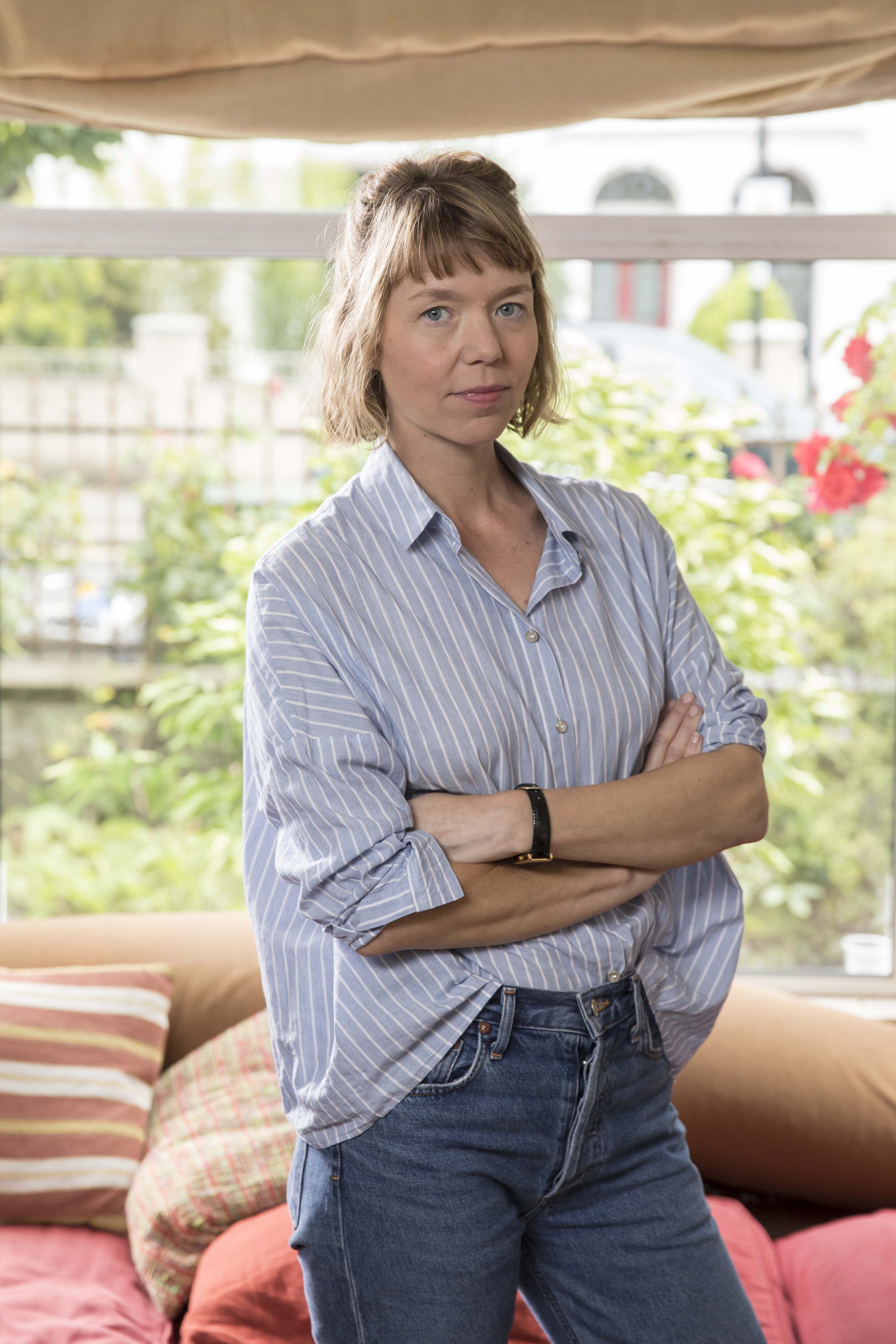 Anna Maxwell Martin Motherland (BBC, EH)