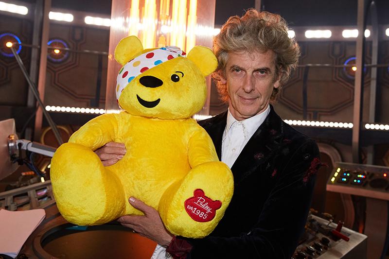 Peter Capaldi (BBC, HF)
