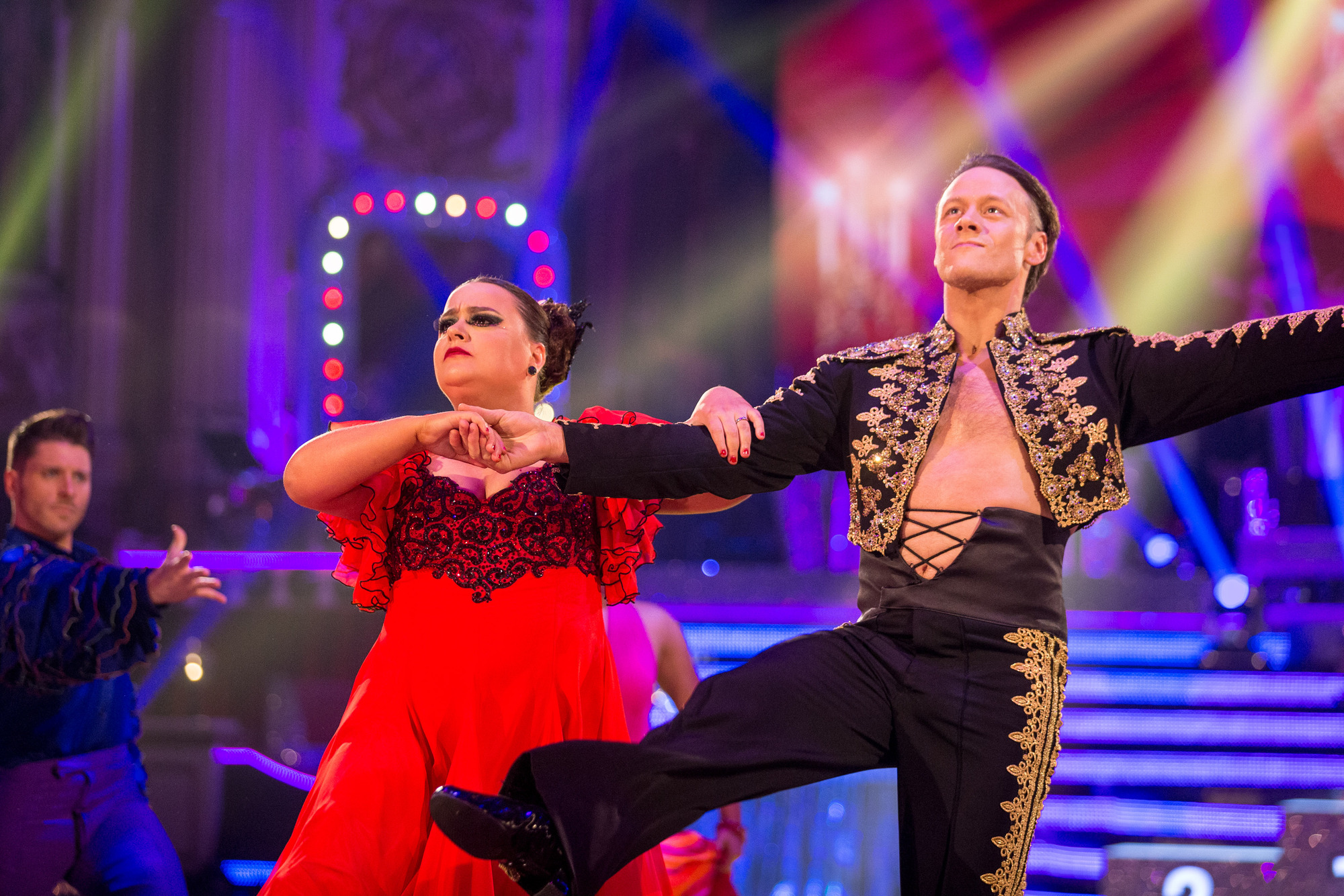 Susan Calman's Strictly Come Dancing journey comes to an end