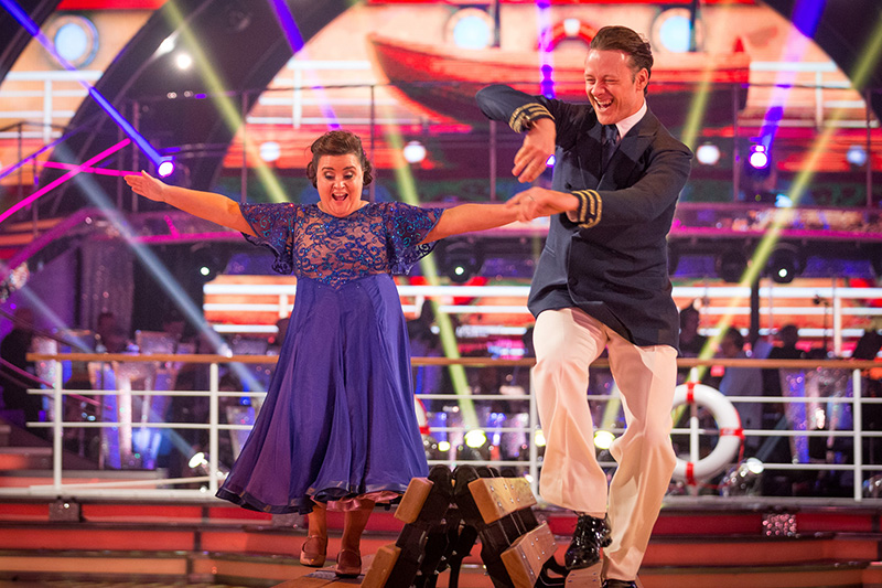 Susan Calman reveals why she unfollowed Strictly on Twitter