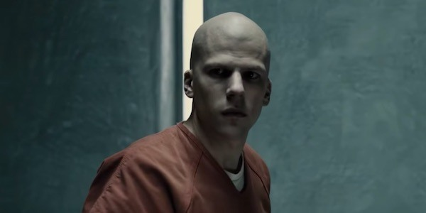 Jesse Eisenberg as Lex Luthor (Warner Bros, HF)