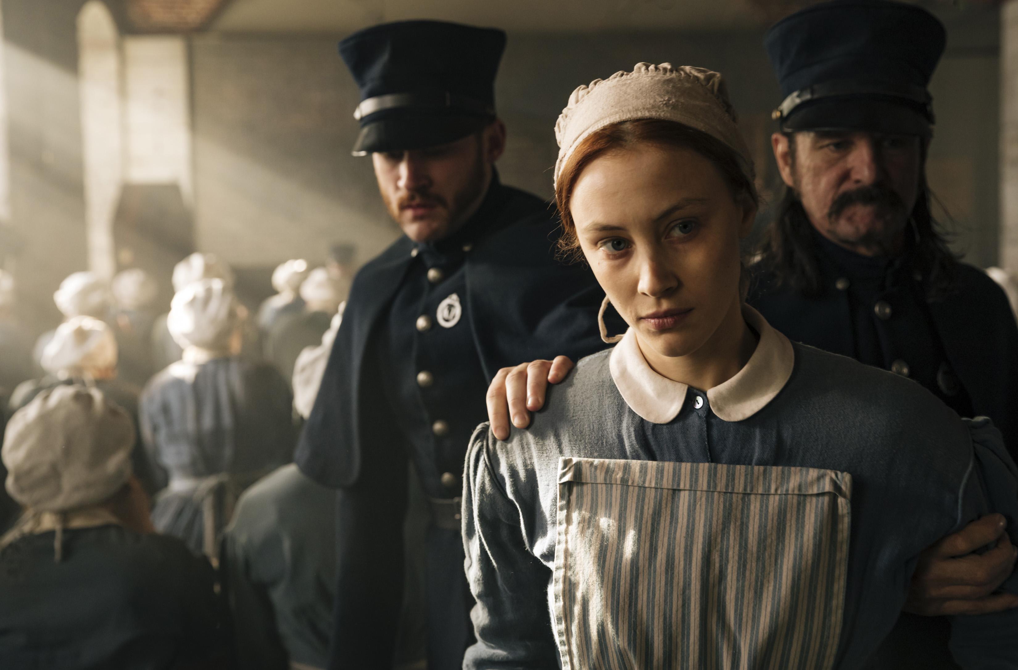 Alias Grace (Netflix, EH)