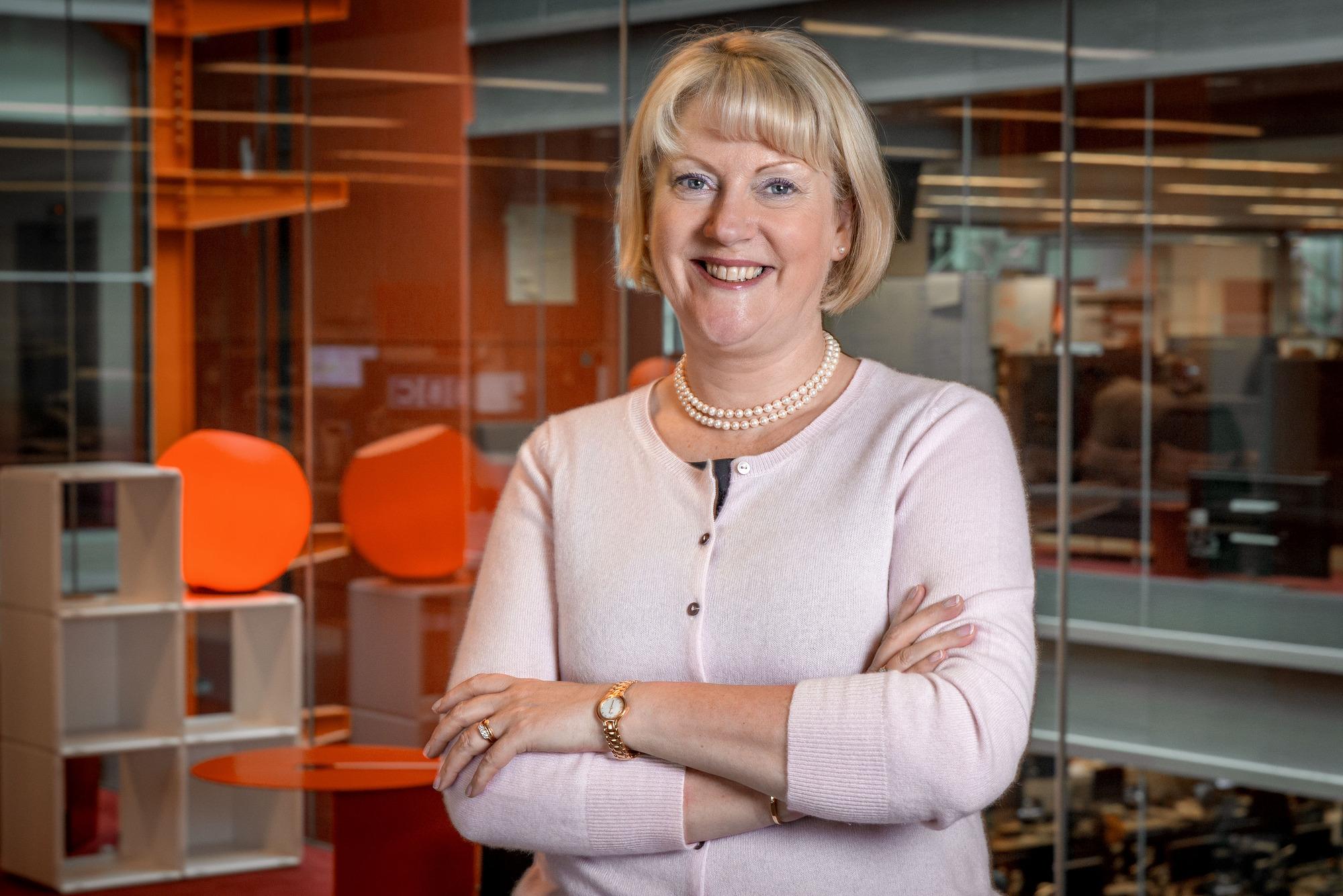 BBC Deputy Director General Anne Bulford