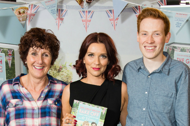 Bake Off finalists 2016