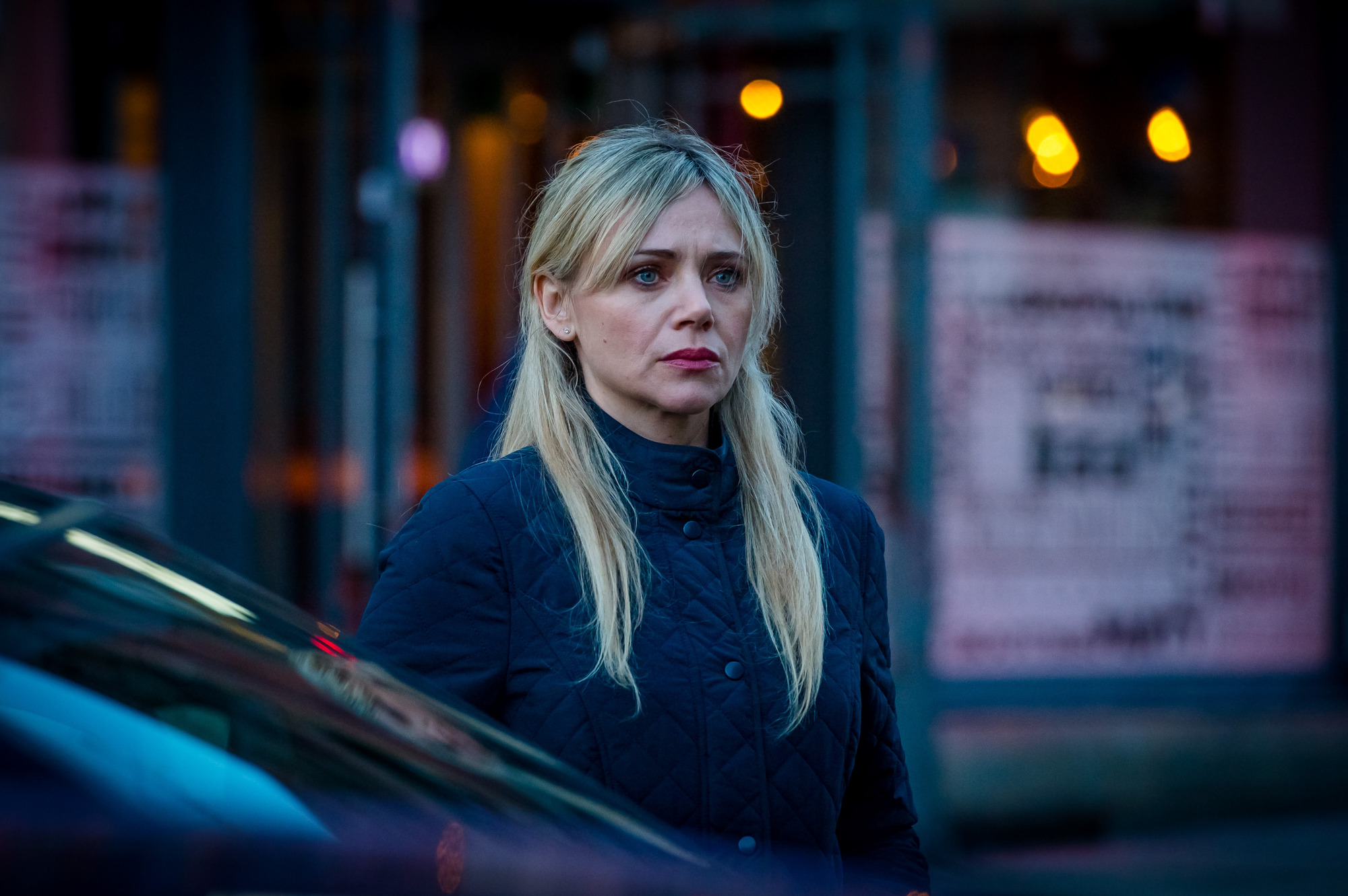 Programme Name: Love, Lies & Records - TX: n/a - Episode: n/a (No. 2) - Picture Shows: Dominica (KATARINA CAS) - (C) Rollem Productions - Photographer: Ben Blackall