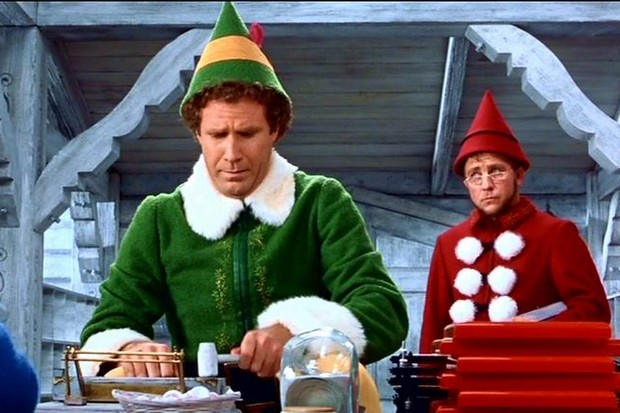 elf will ferrell ba