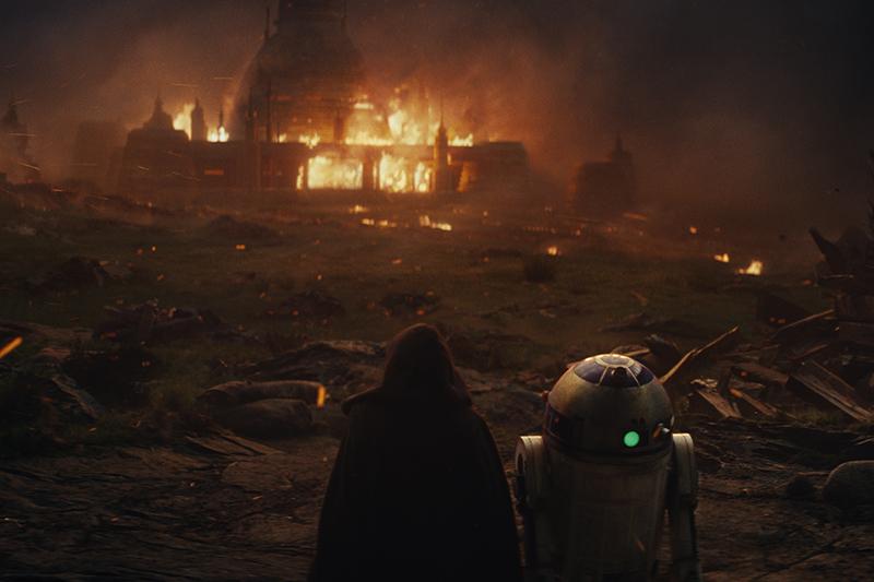 Star Wars: The Last Jedi (Disney, LucasFilm HF)