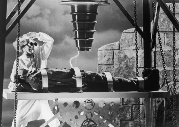 The 1931 movie Frankenstein