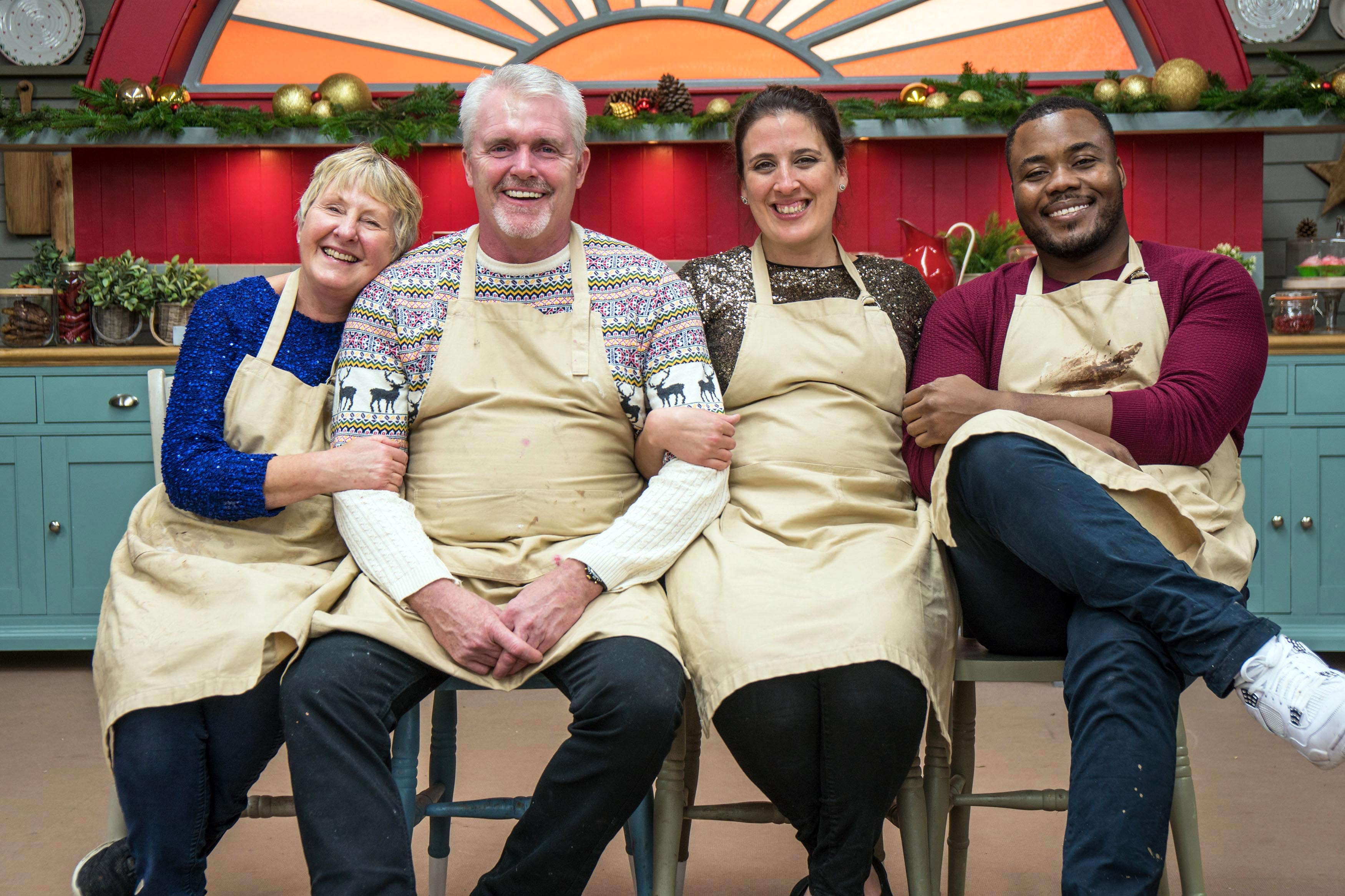 Some of your favourite GBBO contestants are coming back for a Christmas special