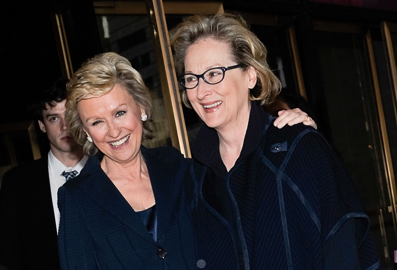 Tina Brown Meryl Streep (Getty, EH)