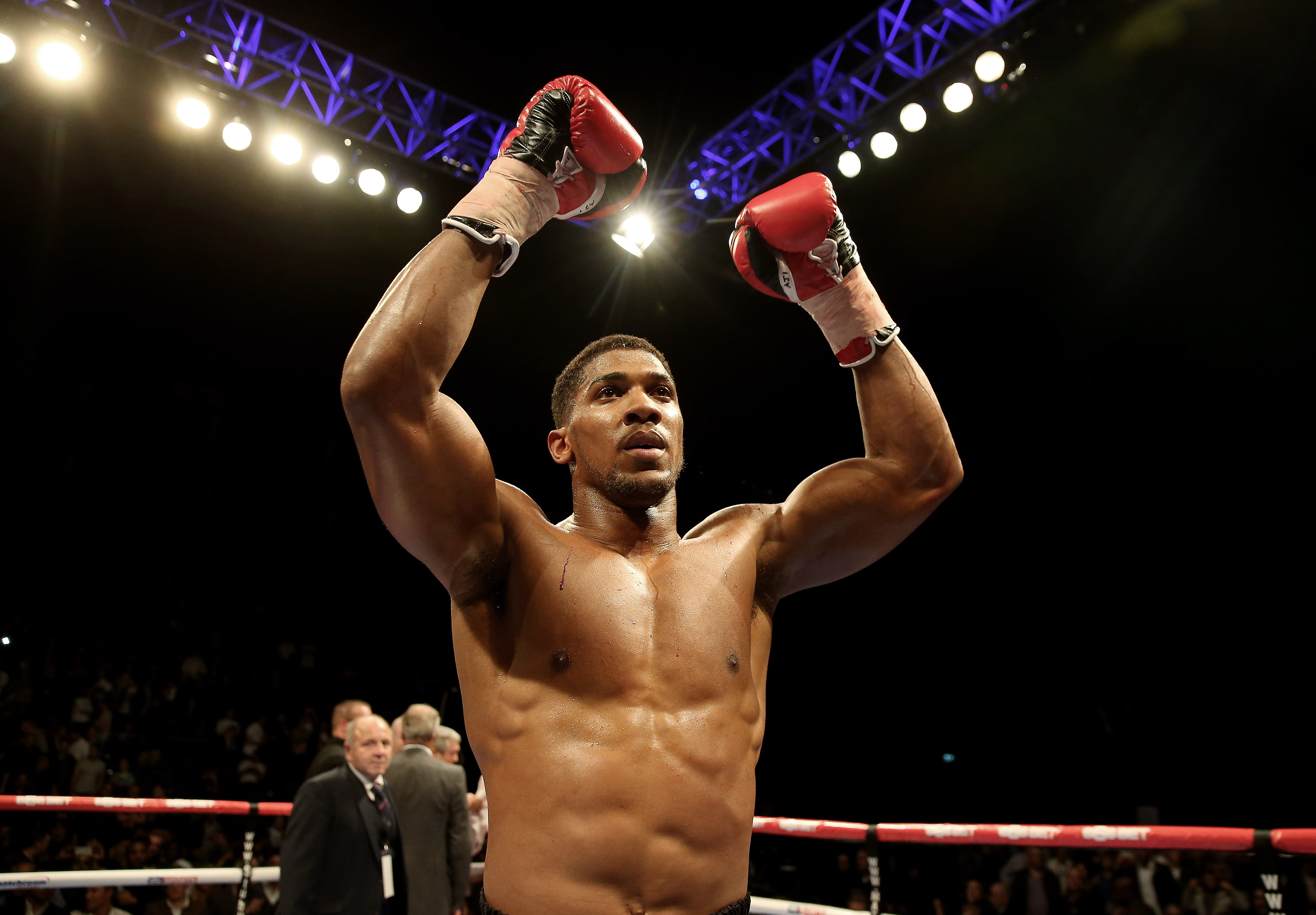 Anthony Joshua (Getty, EH)