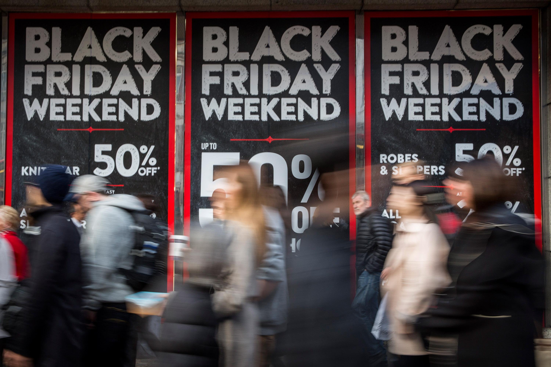 Black Friday  (Getty, EH)