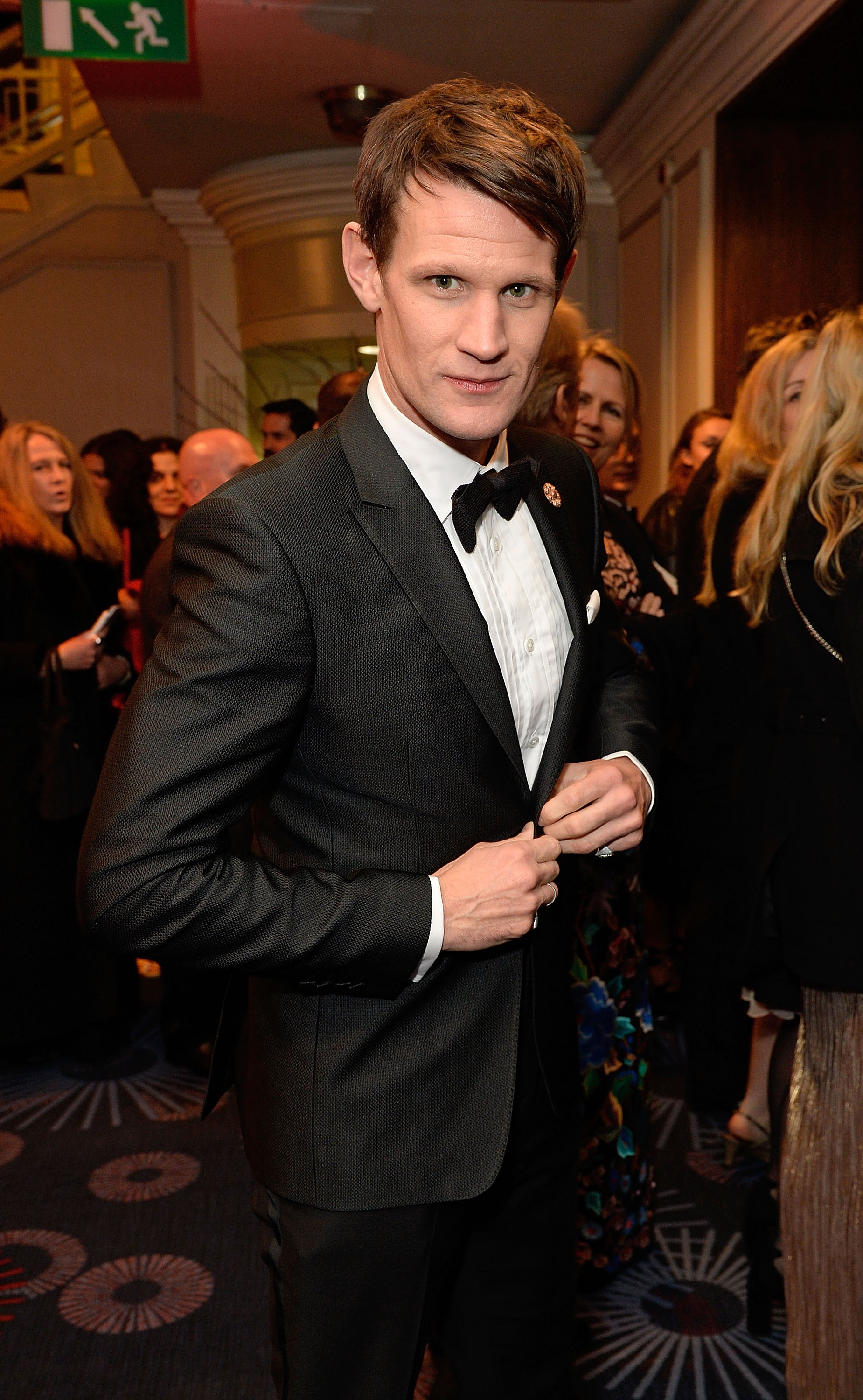 Matt Smith (Getty, EH)