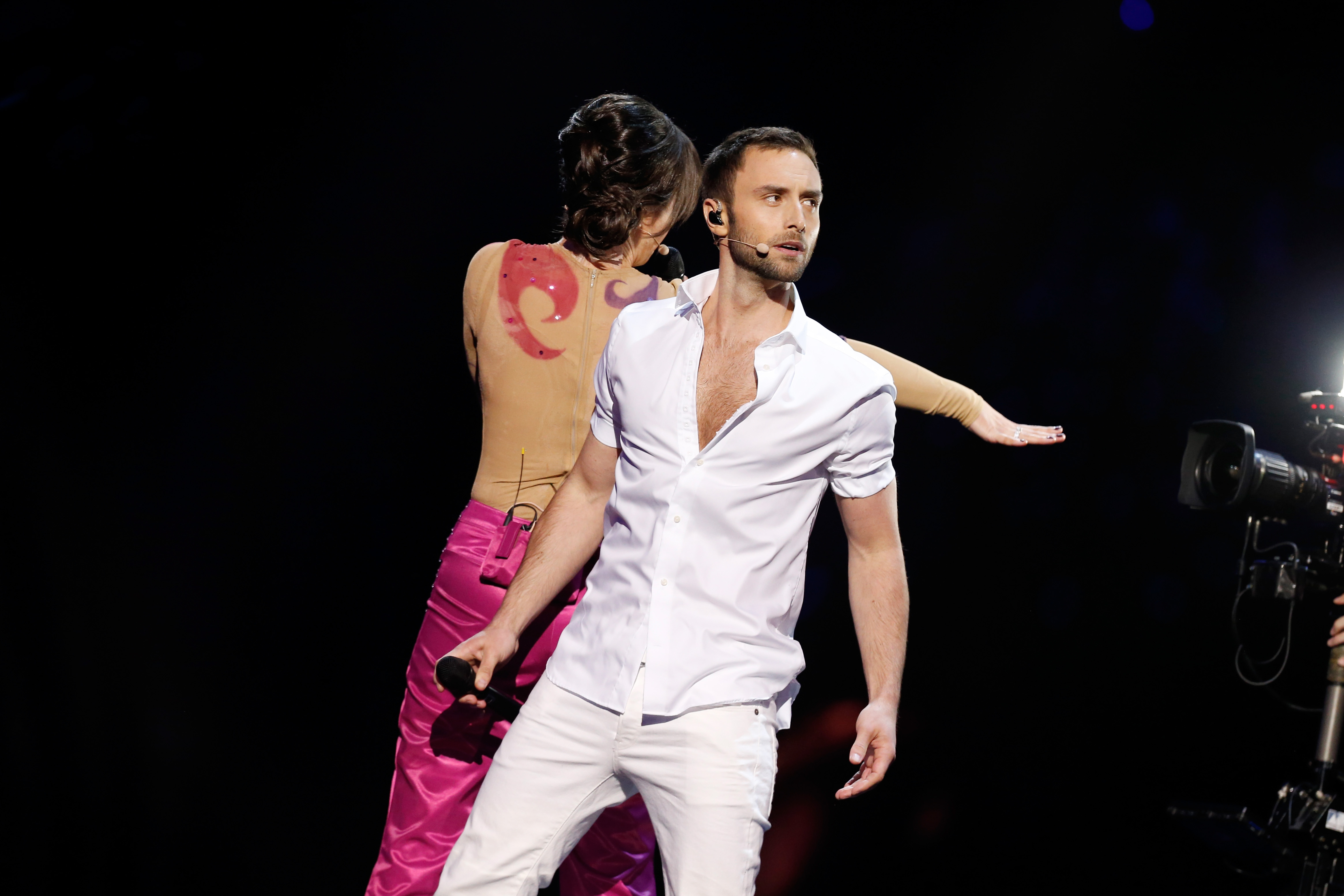 Mans Zelmerlow Eurovision Song Contest 2016 - Final