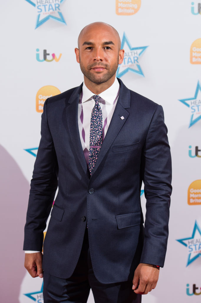 LONDON, ENGLAND - APRIL 24:  Alex Beresford attends the Good Morning Britain Health Star Awards at the Rosewood Hotel on April 24, 2017 in London, United Kingdom.  (Photo by Jeff Spicer/Getty Images, BA)