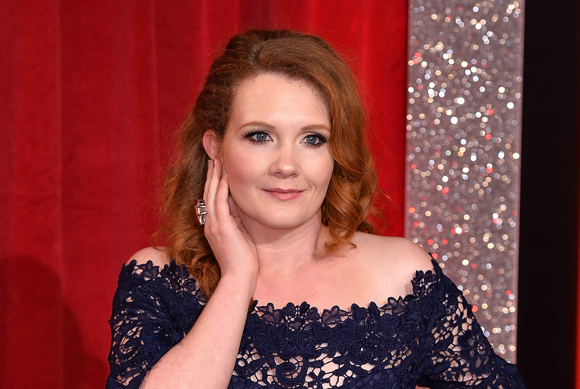 Jennie McAlpine - I'm a Celebrity? Getty Images, TG