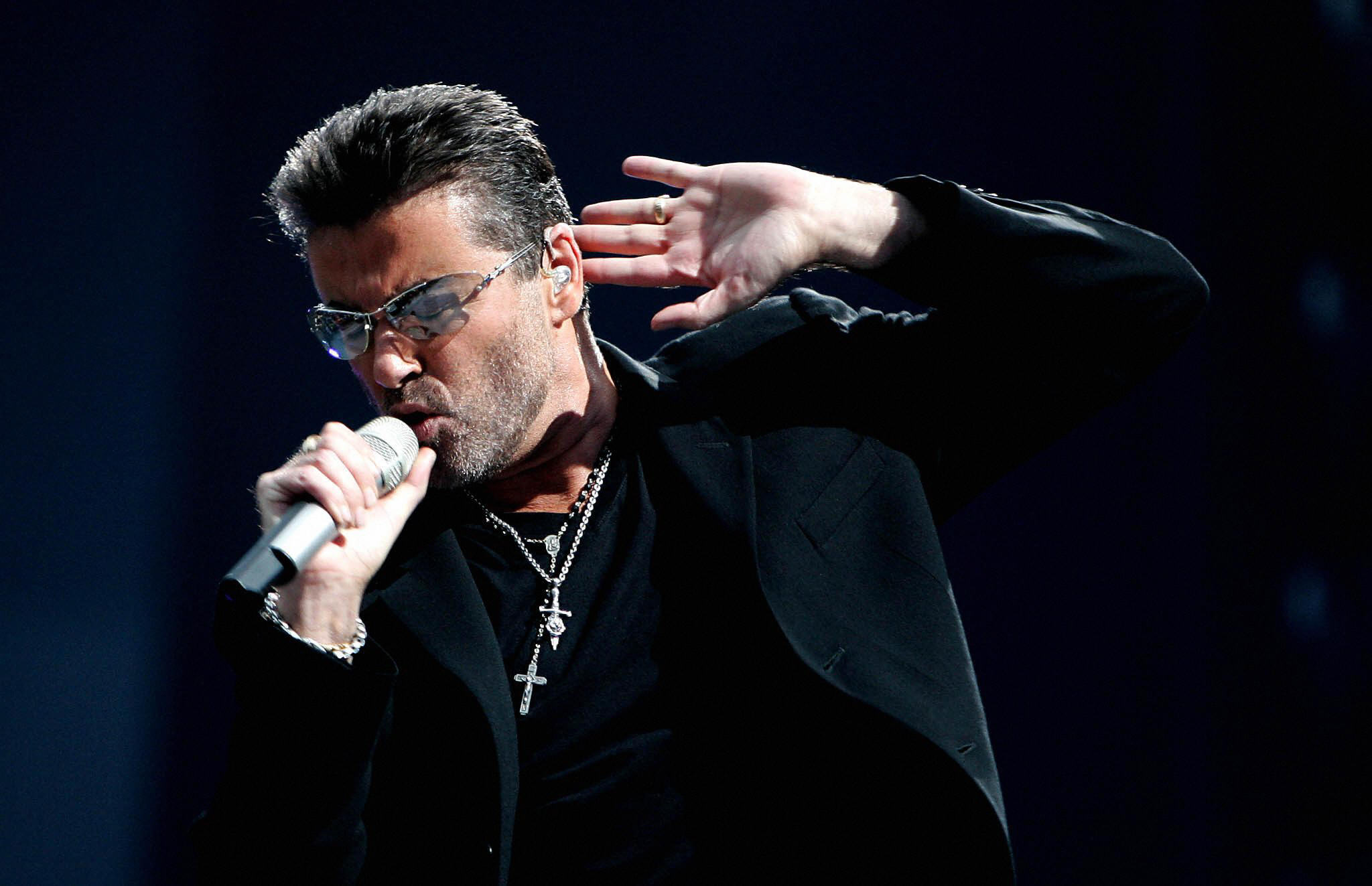George Michael (Getty, EH)