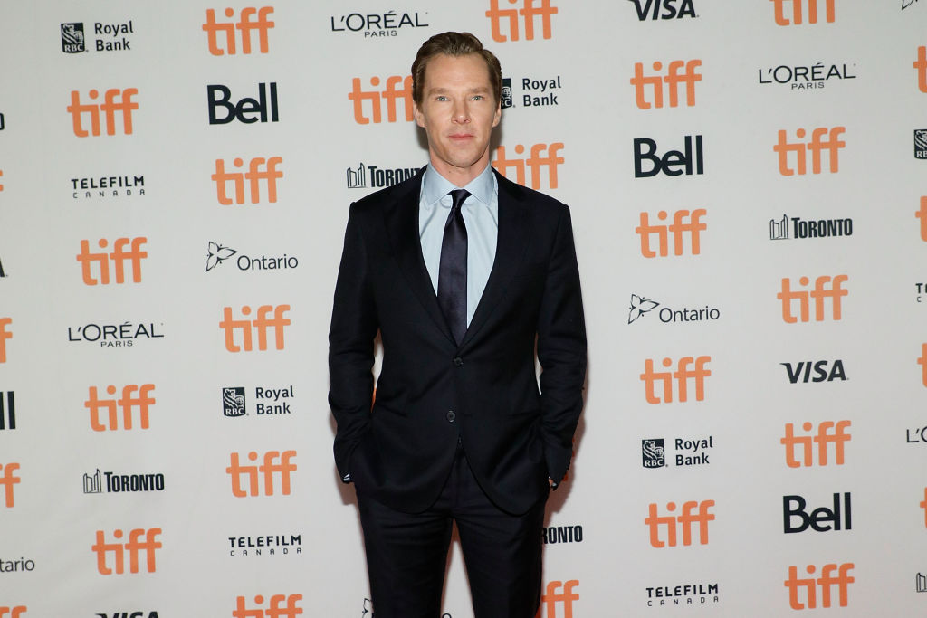 "TORONTO, ON - SEPTEMBER 09: Benedict Cumberbatch attends the premiere of ""The Current War"" during the 2017 Toronto International Film Festival at Princess of Wales Theatre on September 9, 2017 in Toronto, Canada. (Photo by Taylor Hill/FilmMagic, BA)"