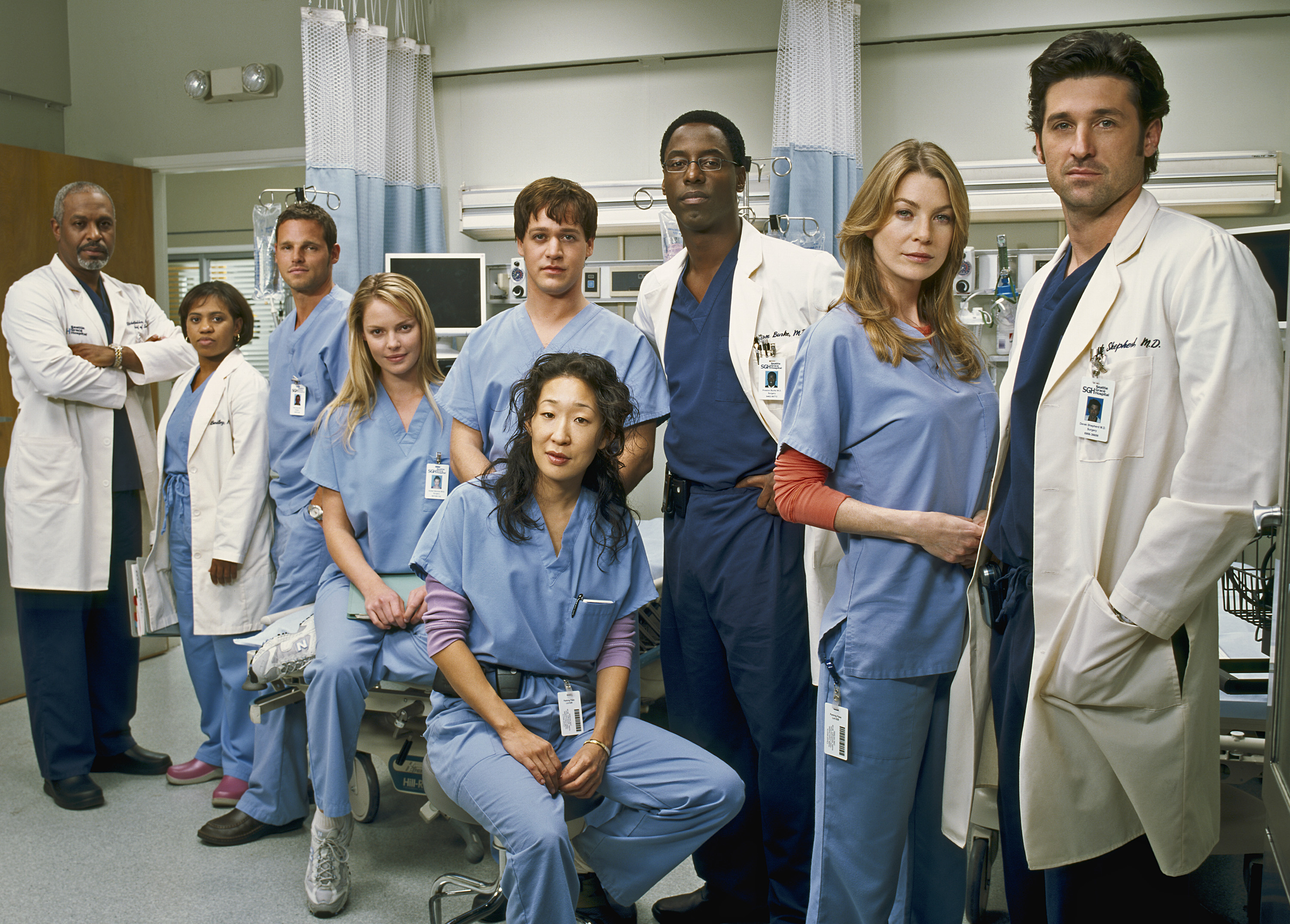 Grey's Anatomy (Getty, EH)