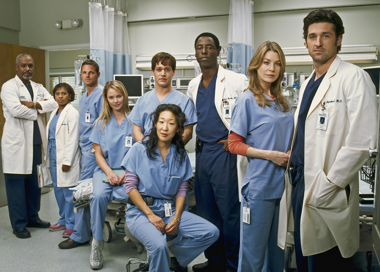 Grey's Anatomy (Getty, EH)