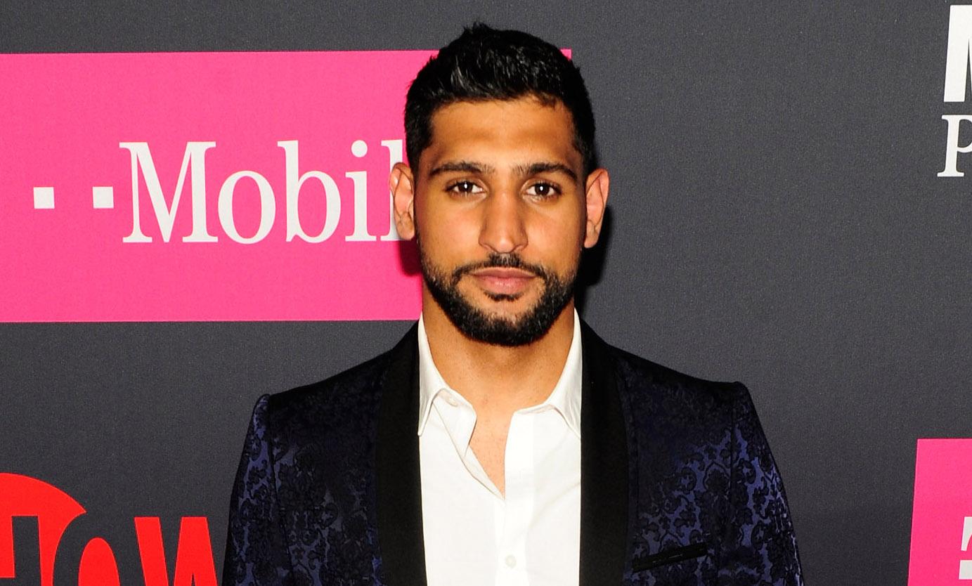 Amir Khan: I'm a Celebrity 2017