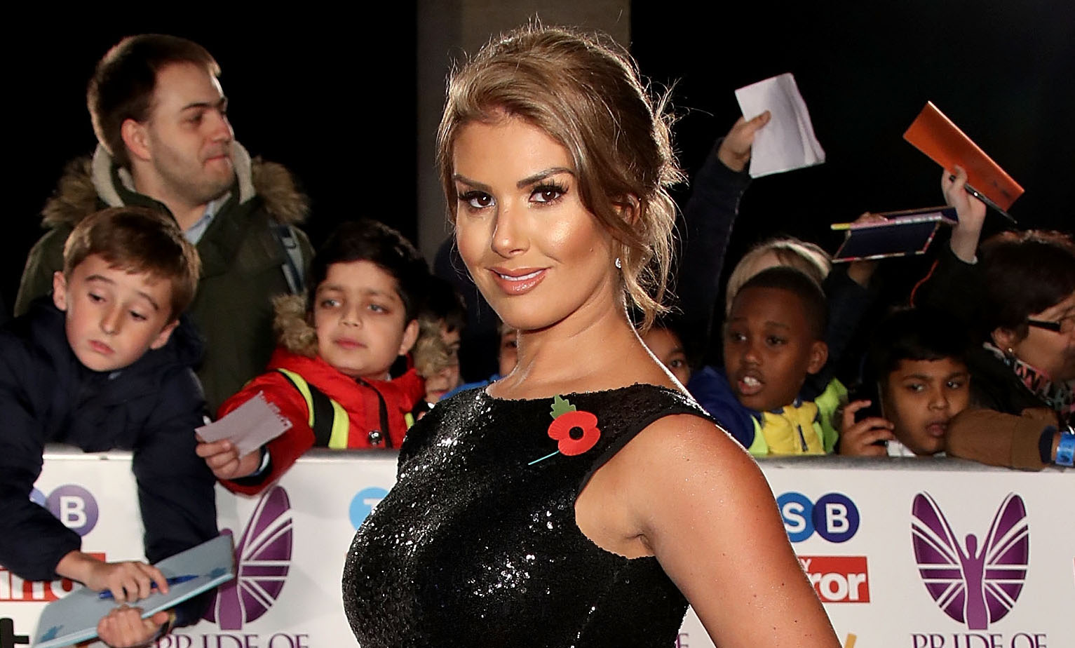Rebekah Vardy: I'm a Celebrity 2017