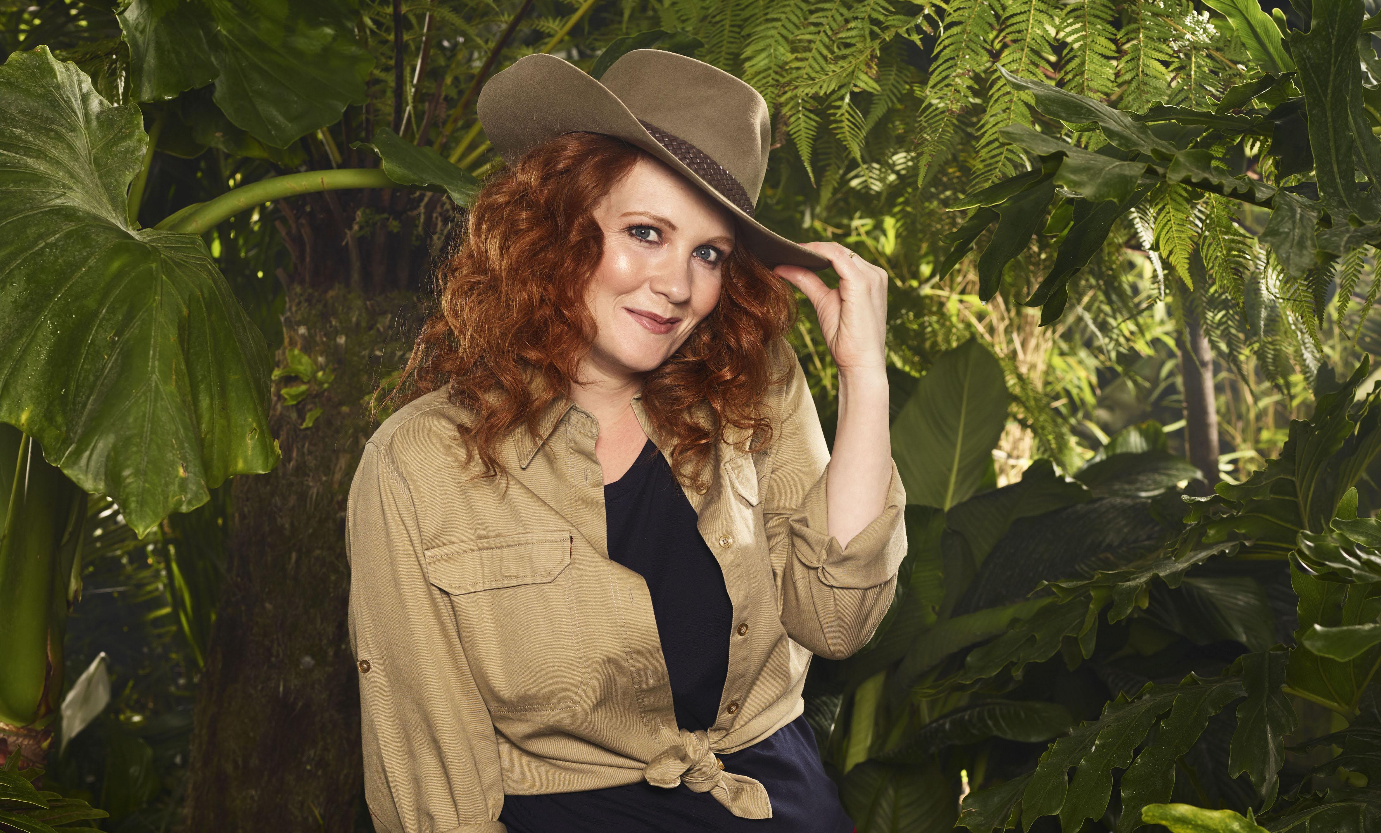 Jennie McAlpine I'm a Celebrity 2017 profile