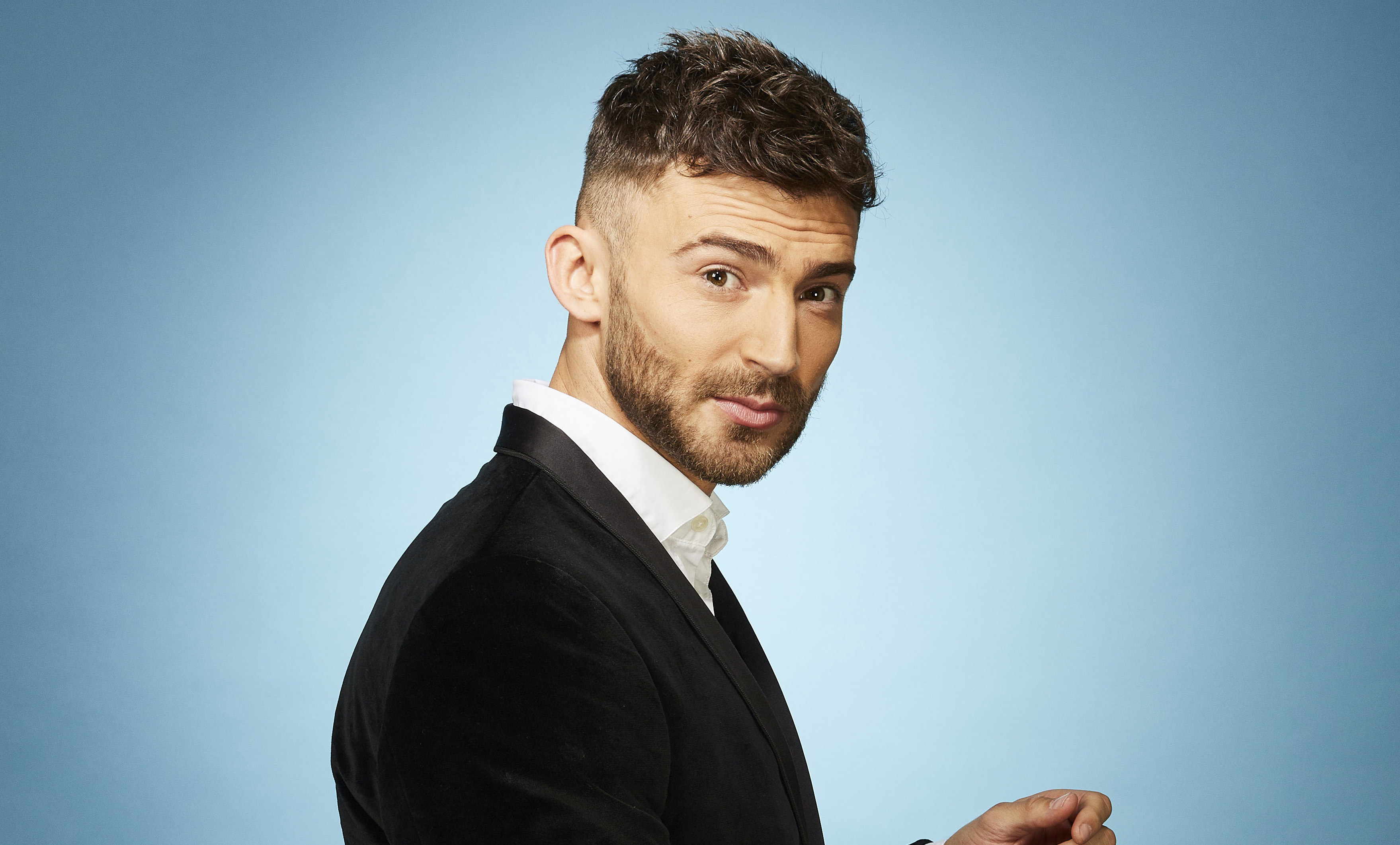 Jake Quickenden on Dancing on Ice 2018