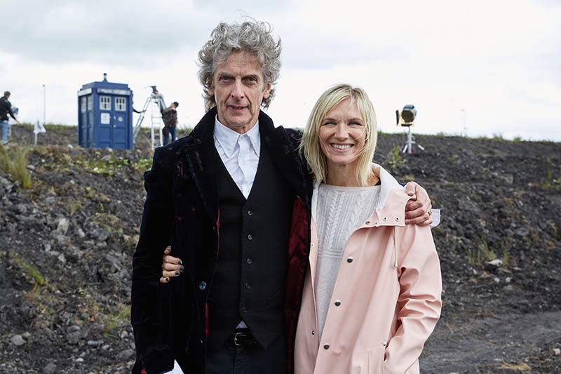 'Doctor Who' Christmas special to be screened first in north of England