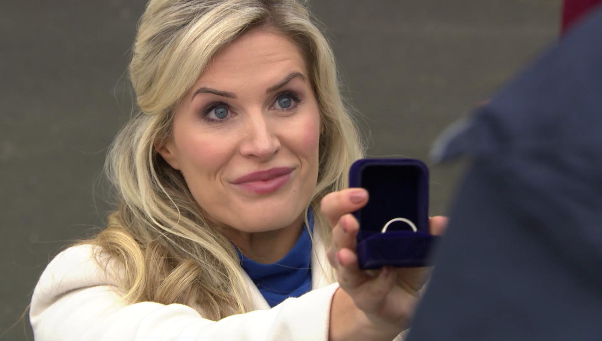 Mandy proposes