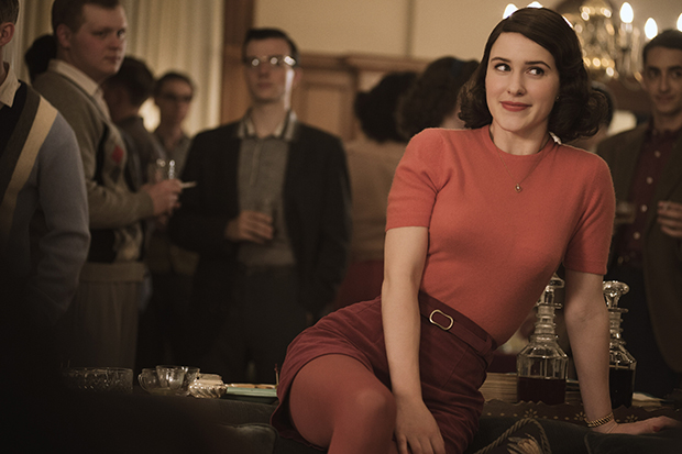 Image result for The Marvelous Mrs. Maisel.