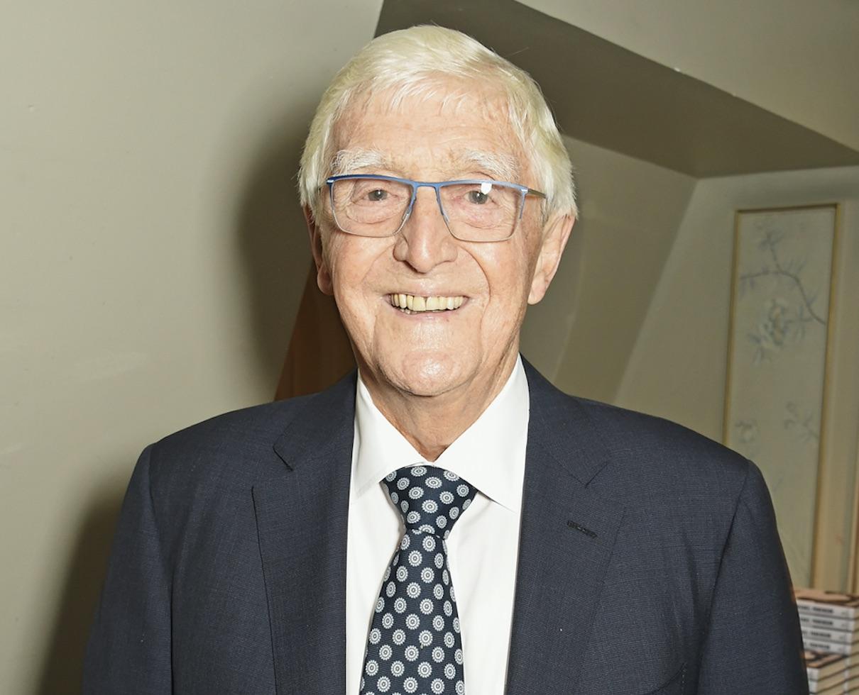 Michael Parkinson - Getty, BD