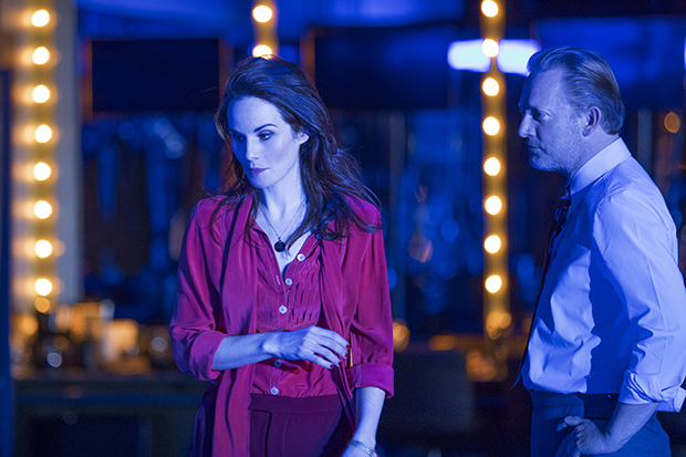 Michelle Dockery in Network