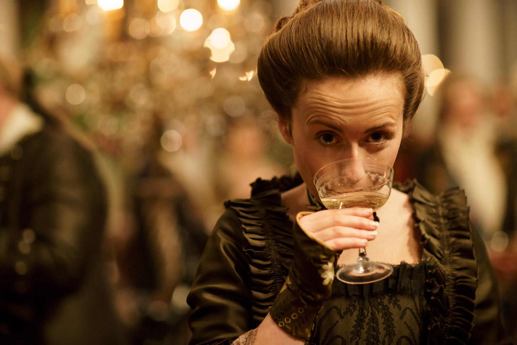 Outlander Season 3 - Behind the scenes