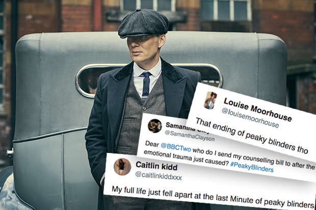 Peaky Blinders Reaction